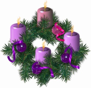 ADVENT WREATH - SHARON BAPTIST
